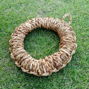 鍋敷き 藁